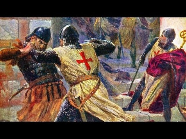 what will be the particular intent about that crusades