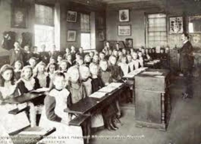 Monitorial Schools, Charity Schools, & Infant Schools