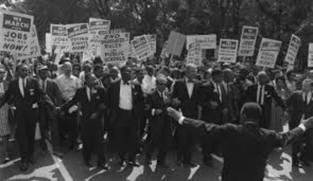 The Civil Rights Movement & The War on Poverty (1960s)