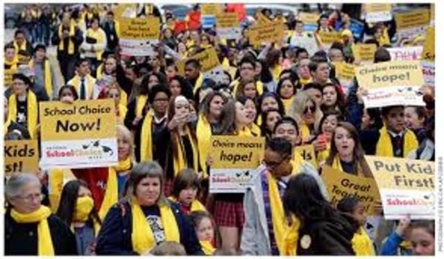 5. School Choice Movement: Charter Schools, Vouchers