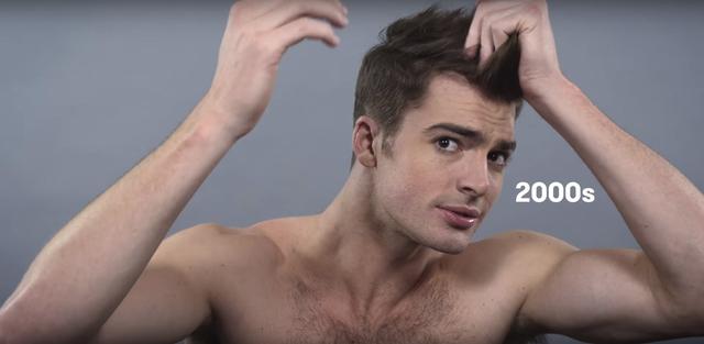 Encantador peinados años 40 hombre Imagen De Consejos De Color De Pelo - peinado en hombres atravez del tiempo timeline   Timetoast ...