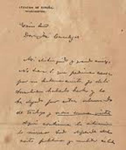 Publication of the De Lome Letter