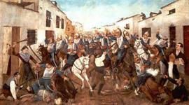 Sociedad Contemporánea Siglo XIX timeline