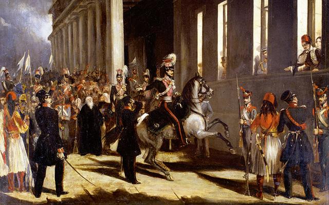 Η Επανάσταση της 3ης Σεπτεμβρίου 1843