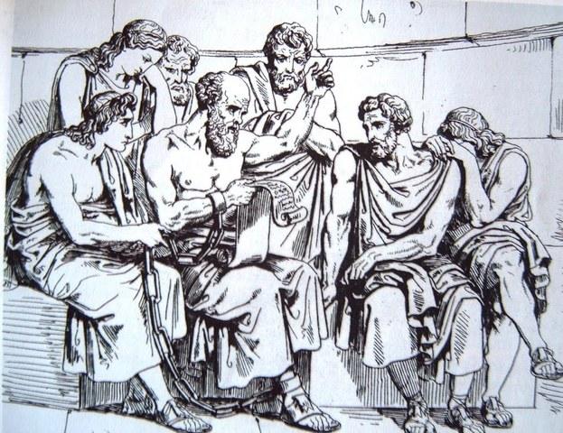 Se funda la Academia del Platón