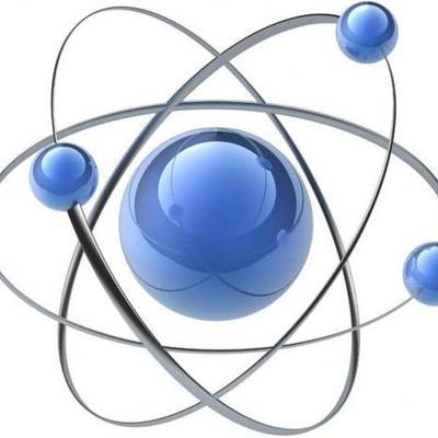 Línea de Tiempo - Modelos atómicos timeline