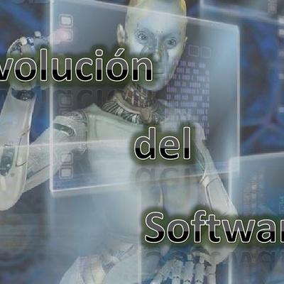 evolución del software  timeline