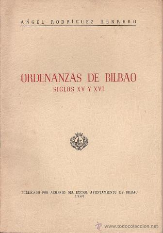 Ordenanza de Bilbao