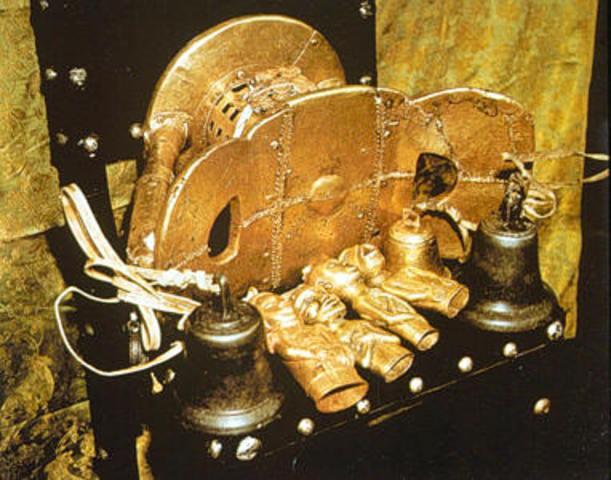 Sika dwa kofi (Golden Stool)