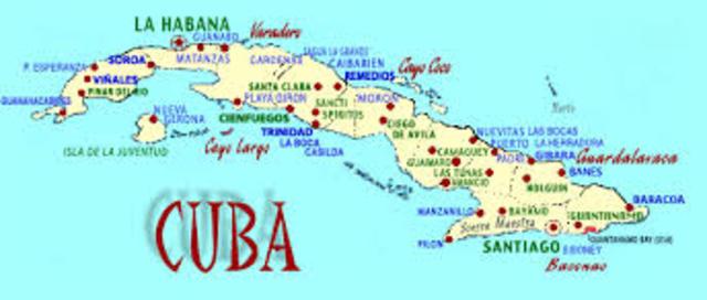 U.S. Attempts to buy Cuba