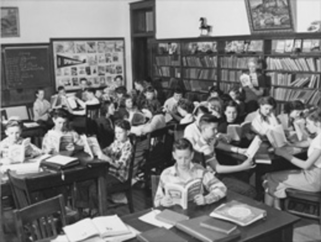 Secondary education in the United States