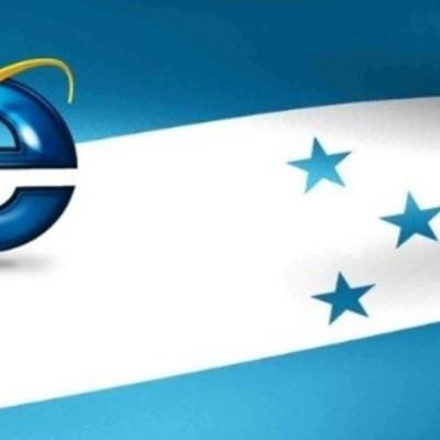 Historia de como llego el Internet a Honduras timeline
