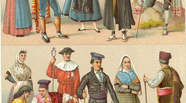 Spain in 18th and 19th century timeline