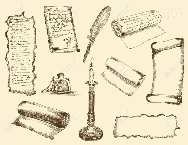 Escritos antiguos de veterinaria