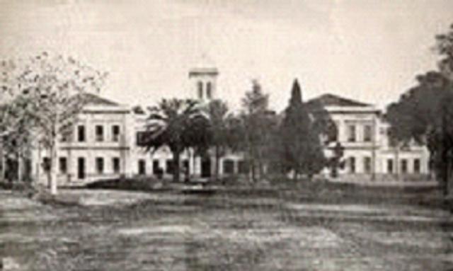 AUG 1, 1853 Primera escuela de medicina veterinaria en latinoamérica
