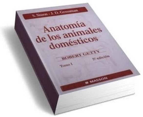 JAN 1, 1933 Anatomía de los animales domésticos