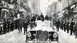 TURISMO EN MÉXICO 1920 - 2010 timeline