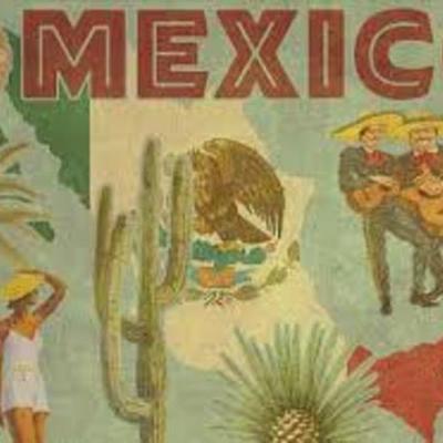 Evolución del turismo en México timeline