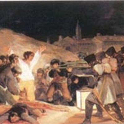 Espania XIX.mendea hasieran timeline