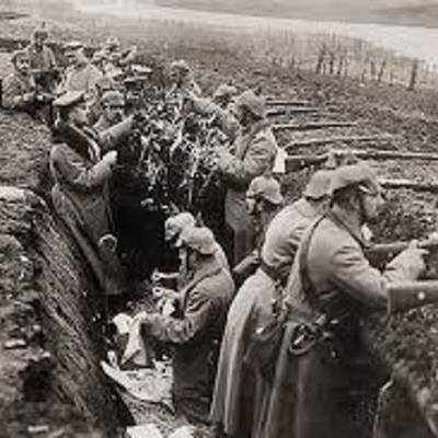 Az első világháború 1914-1918 timeline