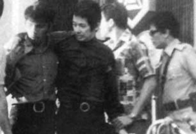 Arrest of Ninoy Aquino and Jose Diokno