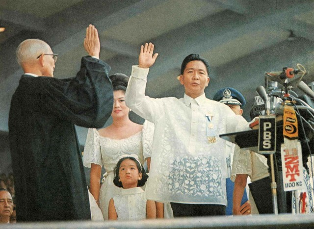 Marcos Constitution Ratified