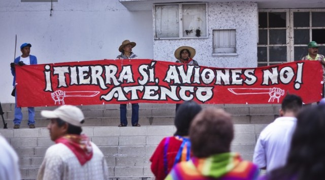 Movimiento de San Salvador Atenco