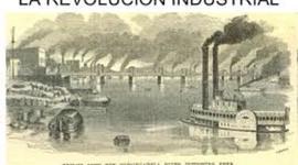 CRONOLOGÍA DE LA REVOLUCIÓN INDUSTRIAL timeline
