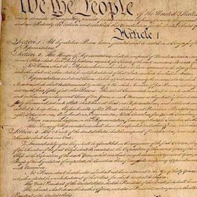 Revolution-Constitution-War of 1812 timeline