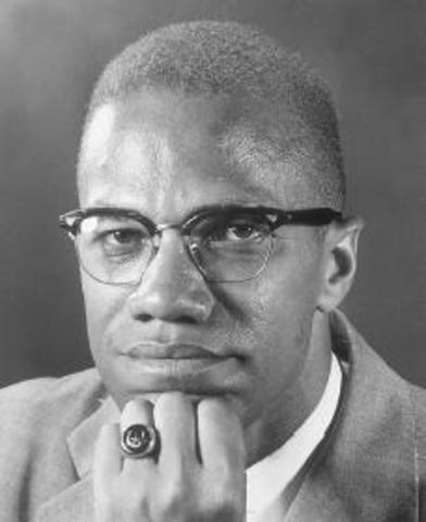 Kid Facts About Malcolm X