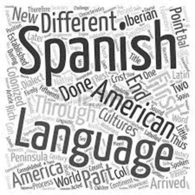 Historia del Lenguaje Español timeline