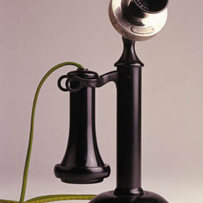 The Telephone throughout time! timeline