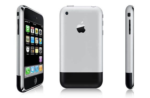 Apple saco el iPhone
