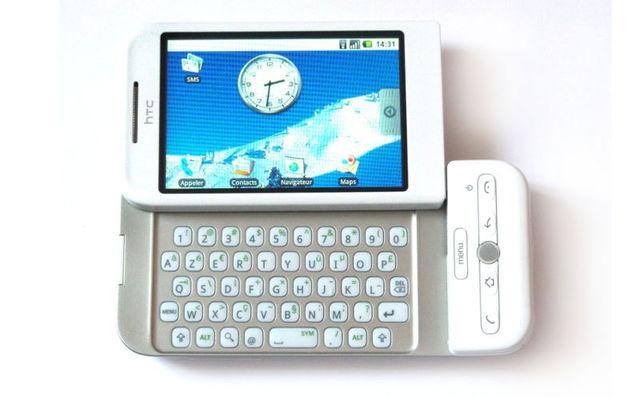Se vende el primer dispositivo con android