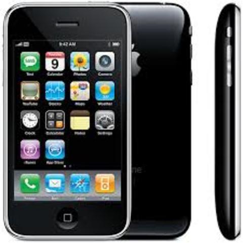 Se lanza el iPhone 3G