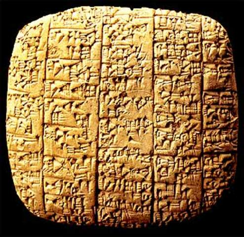 Discovery Clay Tablets