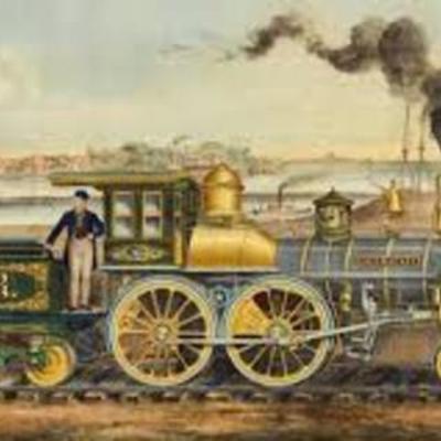 Revolución Industrial timeline