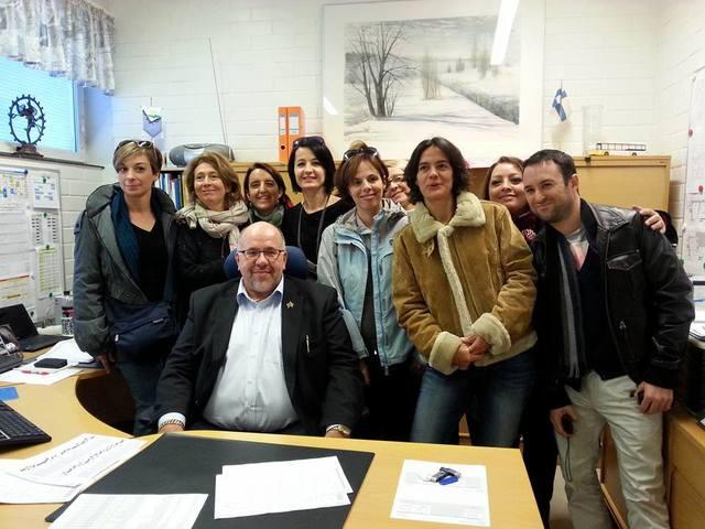 Κινητικότητα καθηγητών (Transnational Meeting) στο Τούρκου της Φινλανδίας