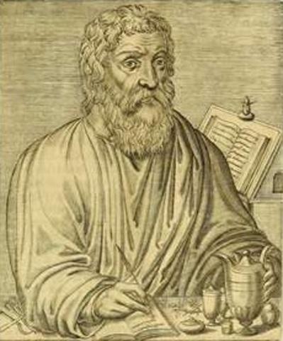 Hipocrates 460-379 a.C