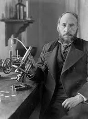 Santiago Ramón y Cajal SIGLO XVIII