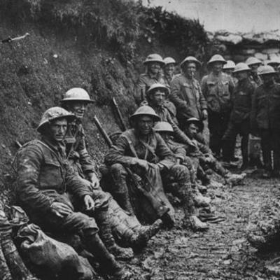 Optakt til 1. verdenskrig timeline