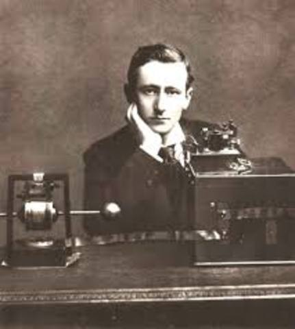 Mensaje por radio