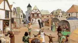 Alta Edad Media timeline