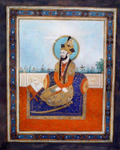 Humayun succeeds Babur