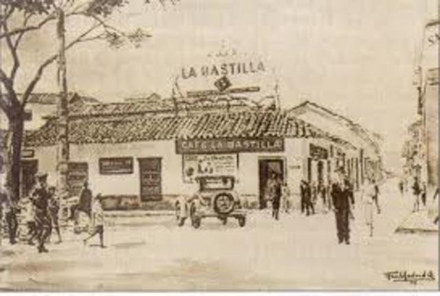 Fundación Café La Bastilla