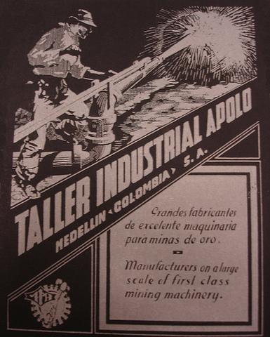 Fundación taller industrial Apolo