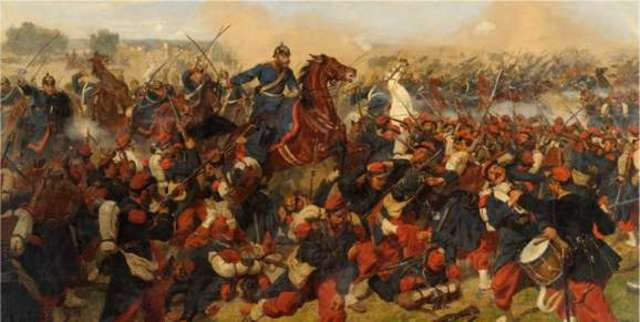 the franco prussian war Prussia:its time to chew sauerkraut and kick ass and i am all out of sauerkraut oh  well ill start the franco-prussian war and teach the french revolutionarys not to.