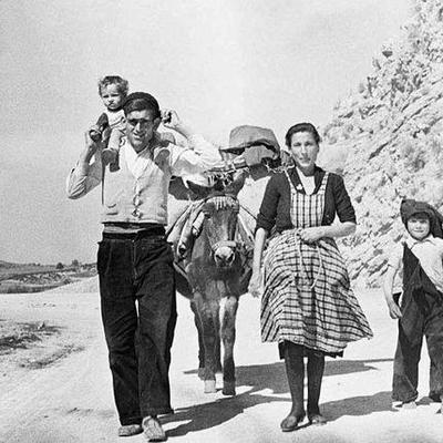 Acontecimientos históricos de la España de los años 50 timeline