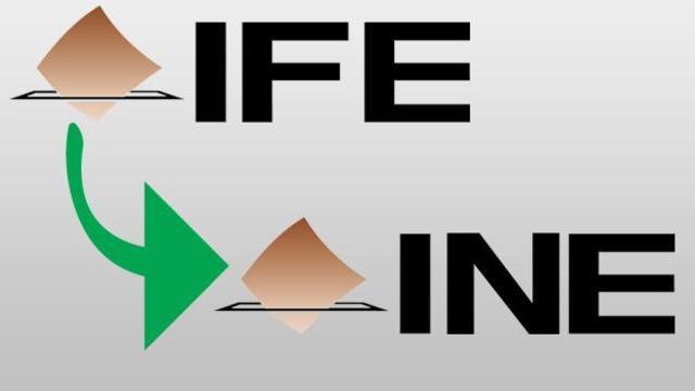 La creación del IFE (y su transformación al INE)