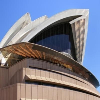 Sydney Opera House timeline